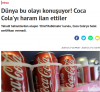 israil in coca cola yı haram ilan etmesi