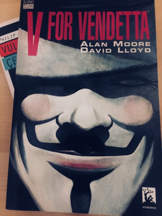 v for vendetta resim 1