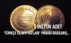 türkçe olimpiyatları için para bastıran akpli