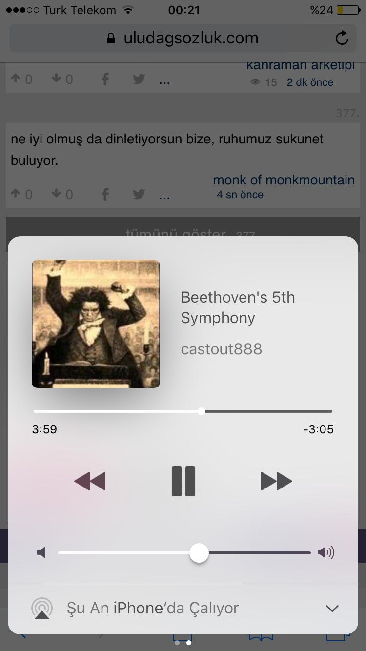 gecenin klasik müziği