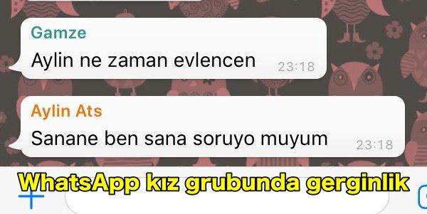 whatsapp kız grubu