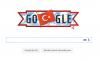 google ın 29 ekim doodle ı