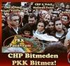chp pkk yı destekliyor ama olsun atatürk kurdu