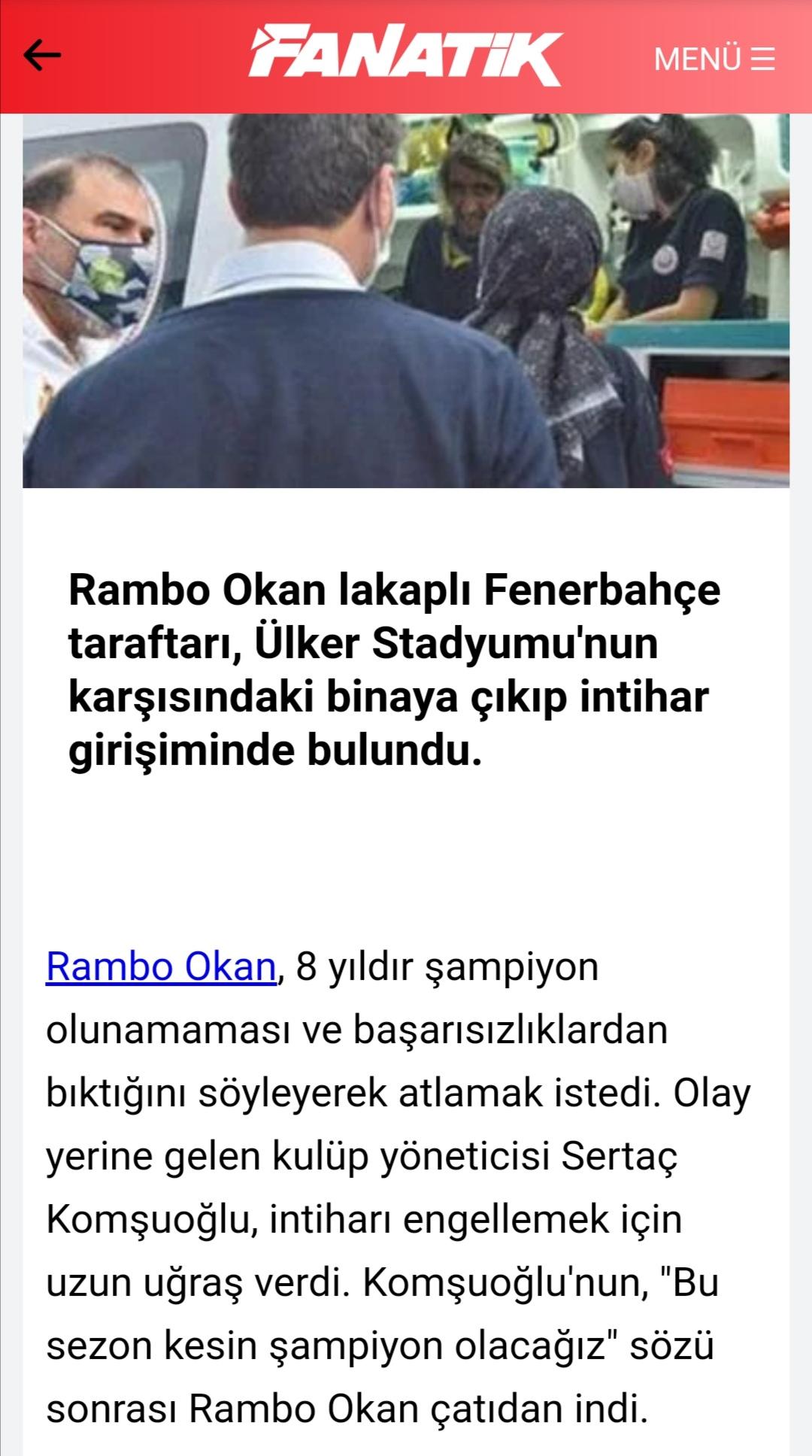 rambo okan