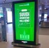 suudi arabistan ın cumhuriyet baymamını kutlaması