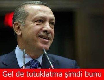 recep tayyip erdoğan ın muzlu resmi