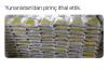 yunanistan dan pirinç ithalatına başlanması