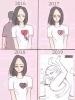 kalbi kırılan kadın ne yapar