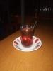 çay içerek sohbet etmek istenen yazarlar