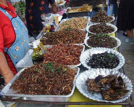 dünyada 2 milyar insanın böcek yemesi