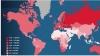 dünya alkol tüketimi haritası