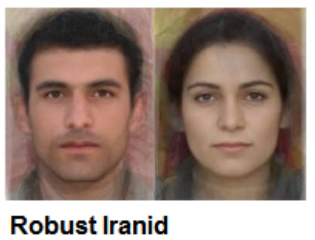robust iranid