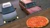 çatıdaki pizza