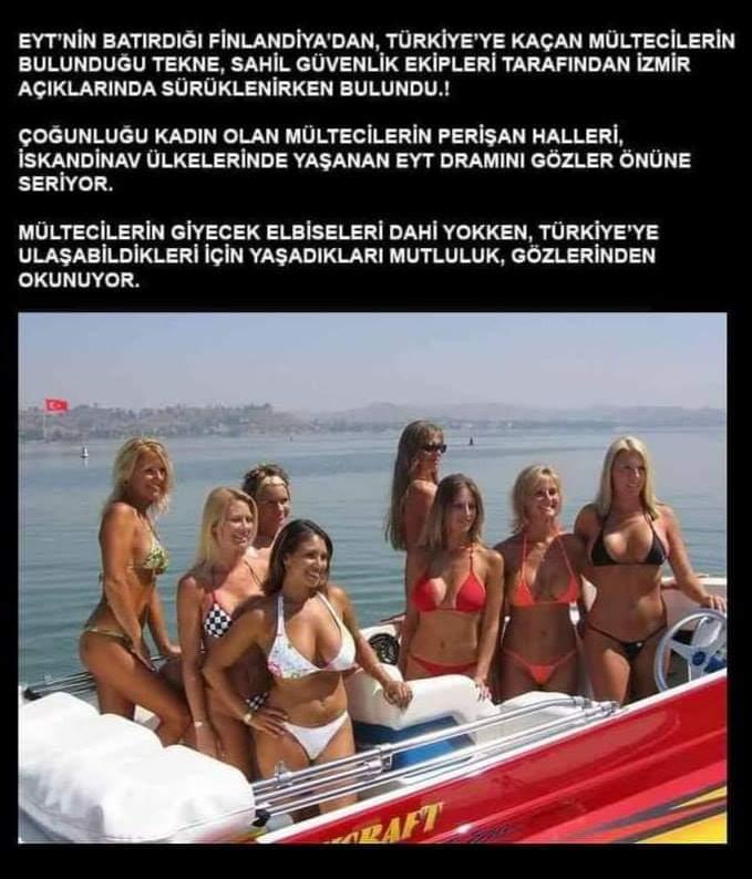 iskandinav ülkelerinin içler acısı hali