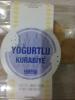 harras adında yoğurtlu kurabiye