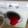çamaşır makinası çamaşırların rock konseridir
