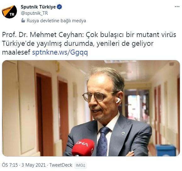 çok bulaşıcı bir mutant virüs türkiye de yayıldı