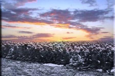 atatürkün askerlerinin zaman içindeki evrimi