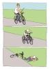 b yıldırım ın kaza yapan motorcuya yardım etmesi