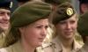 hollanda da kadınlara askerliğin zorunlu olması
