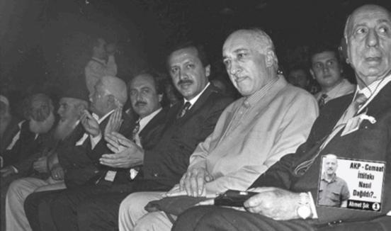 recep tayyip erdoğan fethullah gülen dostluğu