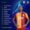 22 ekim 2019 galatasaray real madrid maçı