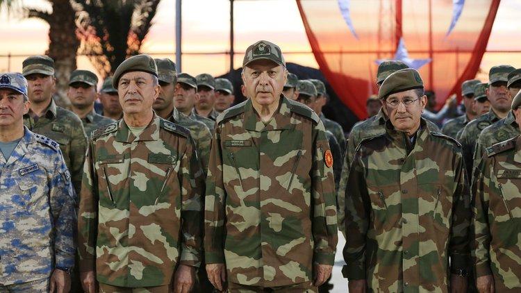 tayyip erdoğan a neden mareşal ünvanı verilmiyor