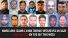 israil in yok ettiği üst düzey islamcı teröristler