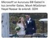 bill gates in kızının müslümanla evlenmesi
