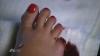 ayak parmağını koltuğun kenarına çarpmak