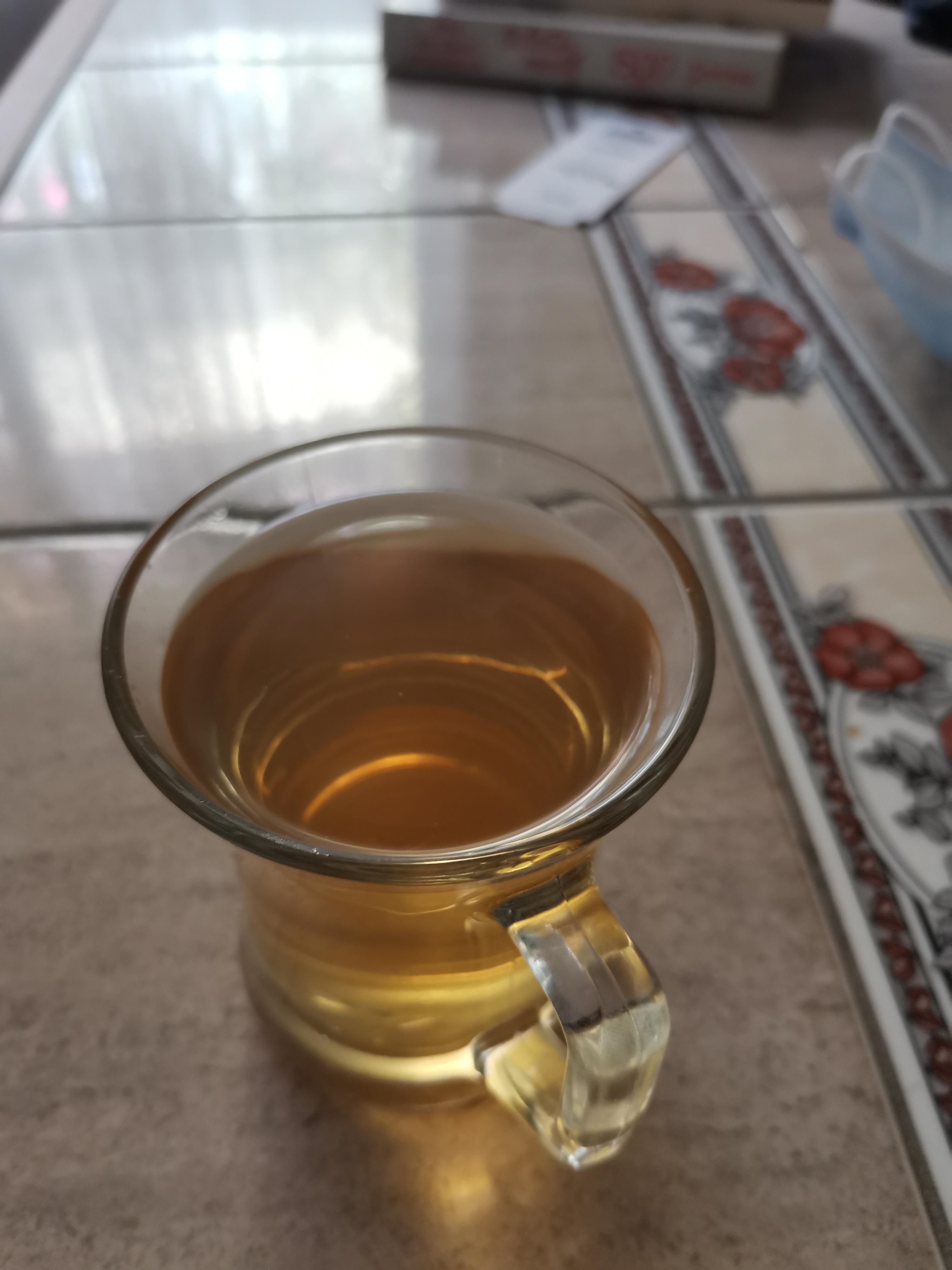 zencefil çayı içmek