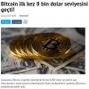 bitcoin in 8 bin dolar olması