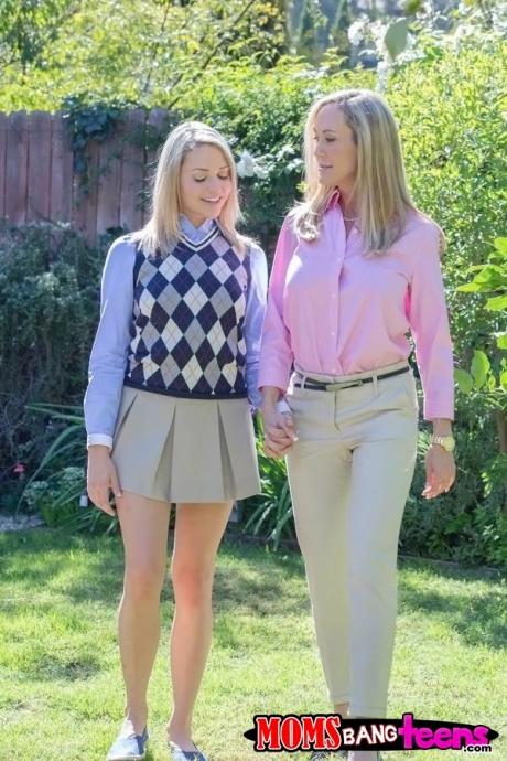 Femjoy moms bang teens