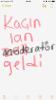 ulusağ özlük yazarlarının el yazıları