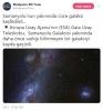 samanyolu nun yakınında cüce galaksi keşfedildi