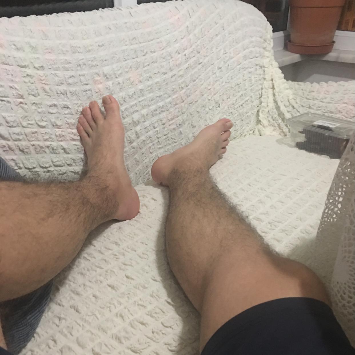 sözlük yazarlarının ayakları