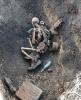 ppsh 41 silahıyla birlikte ölen sovyet askeri