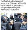 kadın polisin kokunu ısıran hdp li milletvekili