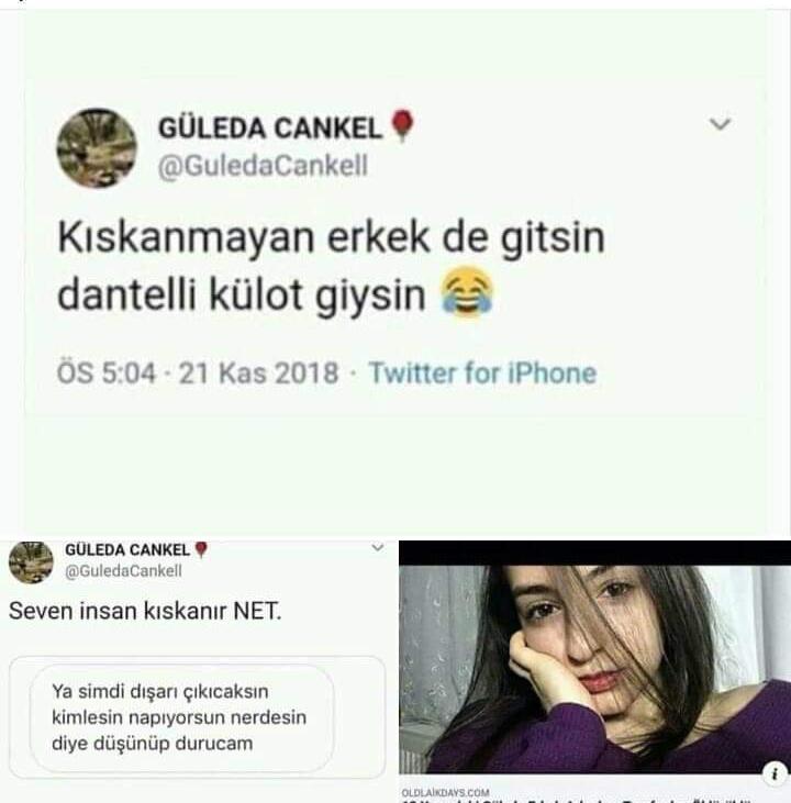 sevgilisi tarafından öldürülen kızın son twiti