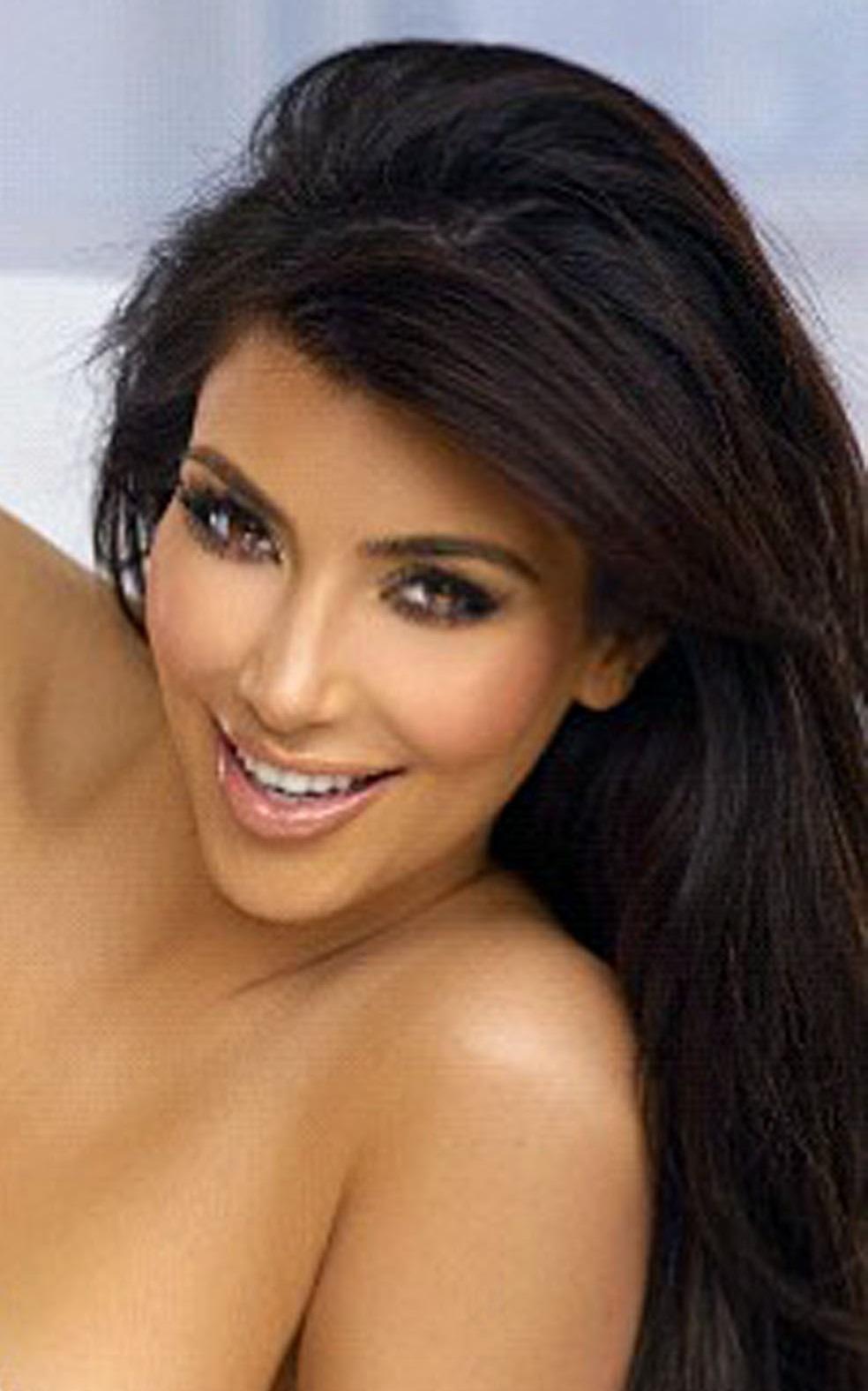 kim kardashian ın çok güzel olması