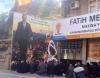rte nin dev posteri önünde namaz kılmak