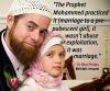 beni muhammed e verdiklerinde 9 yaşında bir kızdım
