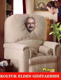 ooo bir koltuk kenesi