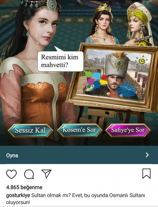 game of sultans resim 1