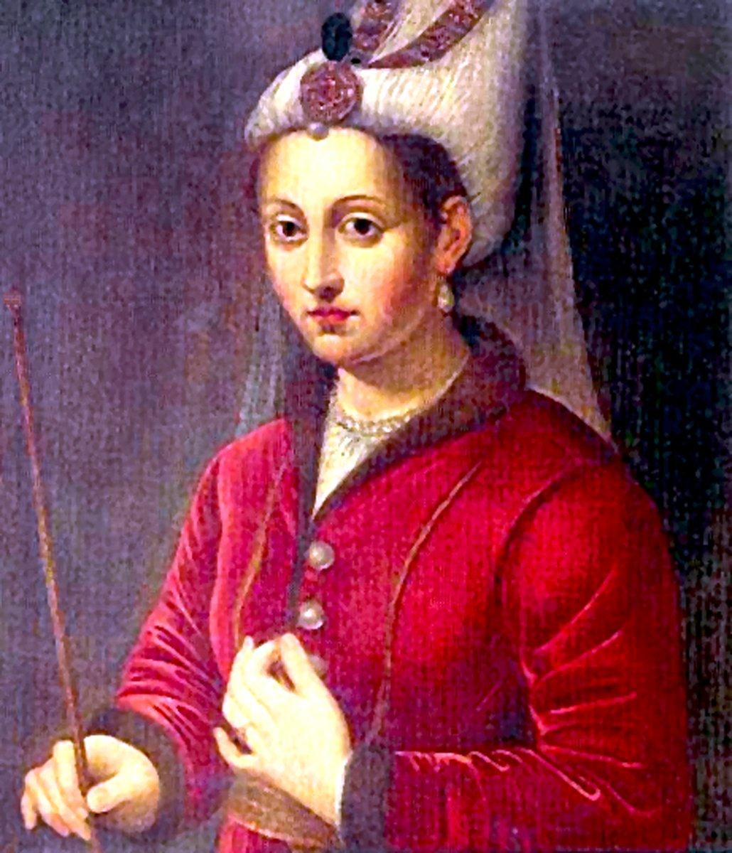 которой так исторический портрет хюррем султан фото того бойца утверждал