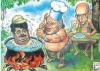 bedri koraman ın 1991 de çizdiği karikatür
