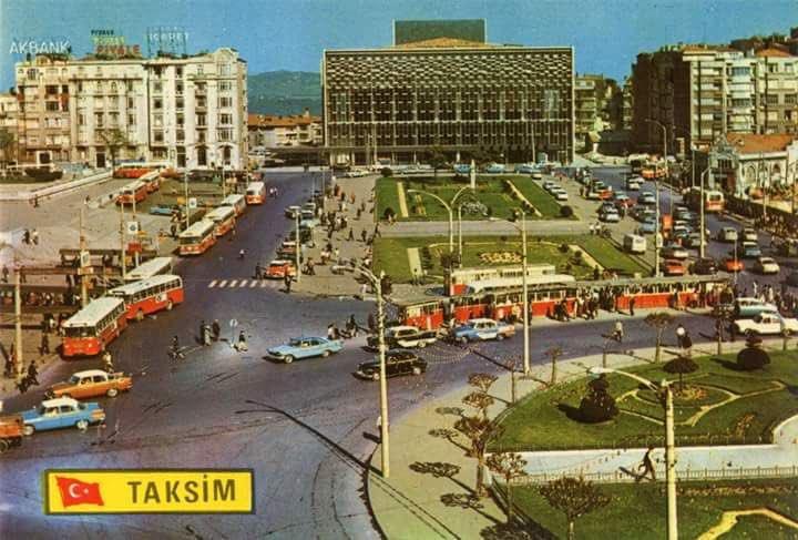 taksim meydanı