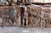 göbeklitepe de masturbasyon yapan adam heykeli