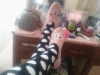 sözlük kızlarının ayakları