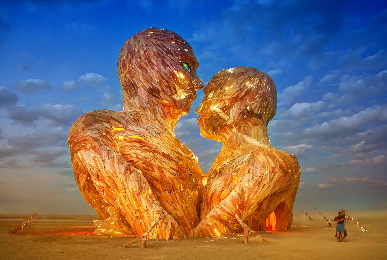 aşkı bir görselle anlat